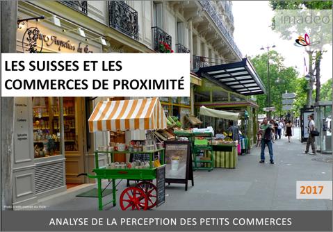 Etude de marché : Les suisses et les commerces de proximité