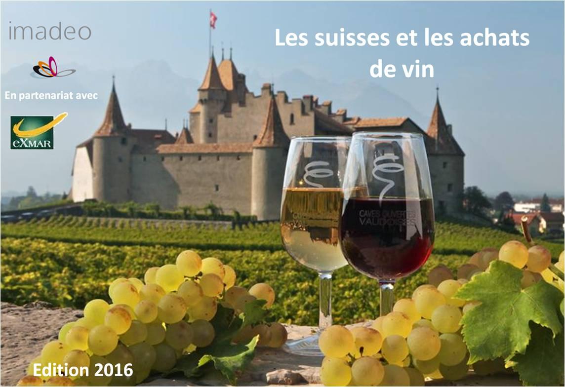 Etude de marché : Les suisses et les achats de vin