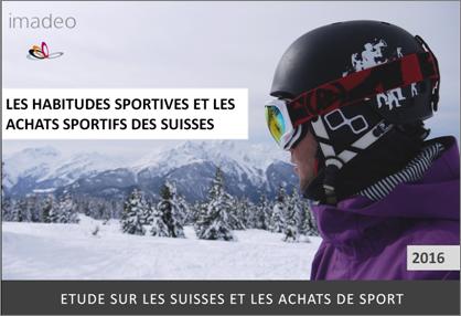 Etude de marché : Les suisses et le sport