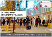 Etude de marché : Les suisses et les commerçants étrangers