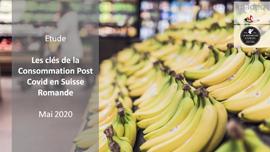 Etude de marché : Les clés de la Consommation Post Covid en Suisse Romande