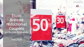 BONS DE RÉDUCTION ET COUPONS - 2020