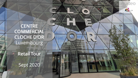 RETAIL TOUR REPORT :  LA CLOCHE D'OR - 2020